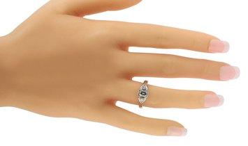 LB Exclusive LB Exclusive 18K White Gold 1.05 ct Diamond Ring