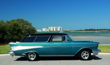 1957 Chevrolet Bel Air Nomad Wagon