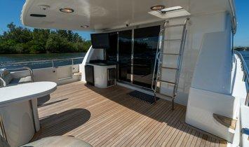 Lazzara Yachts 76 Skylounge