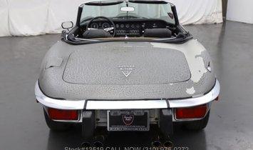 Jaguar XKE V12