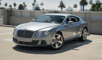 2012 Bentley Continental Supersports W12