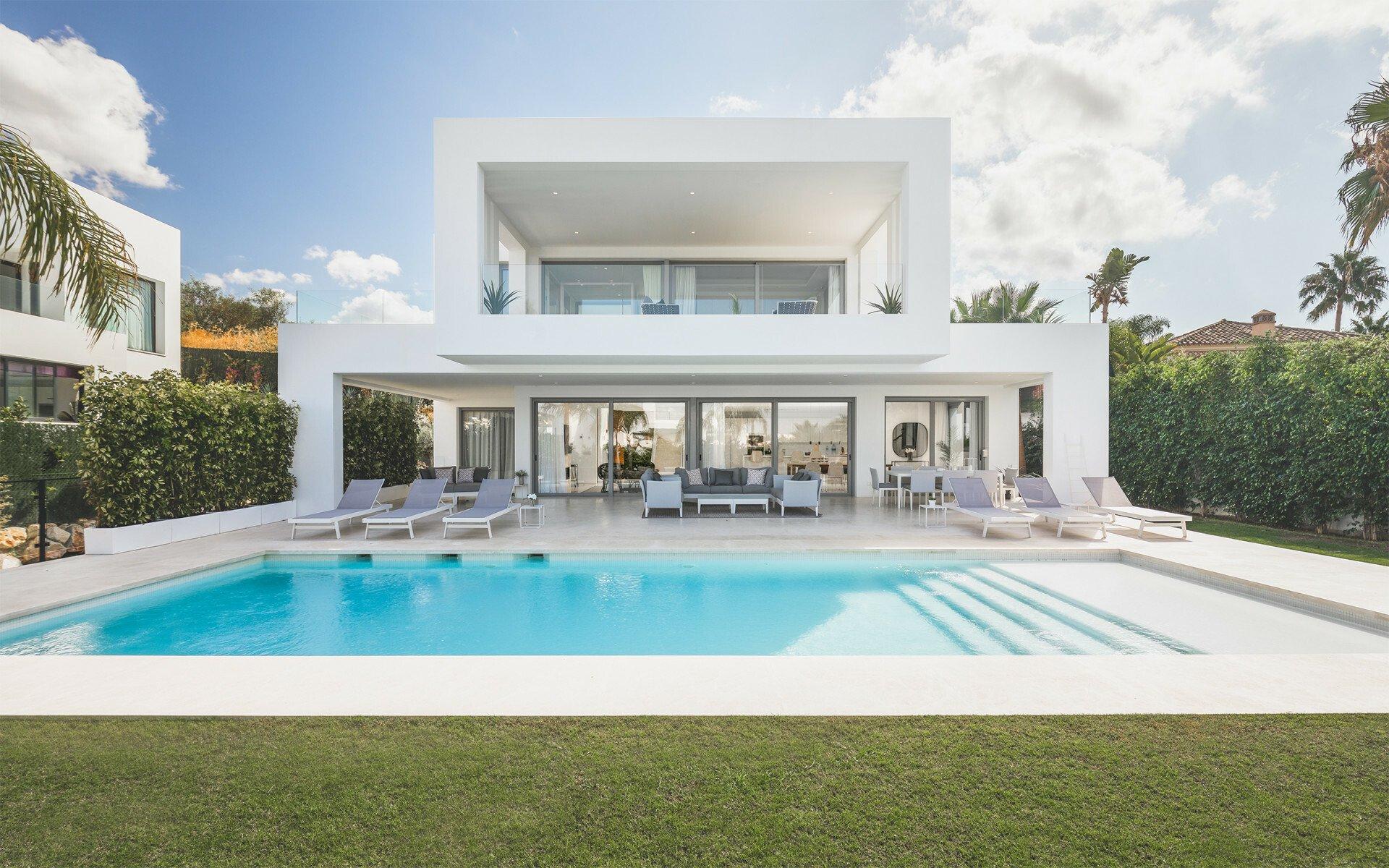 Villa in Marbella, Andalusia, Spain 1 - 11394625