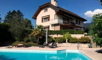 Eigentumswohnung in Veytaux, Waadt, Schweiz 1