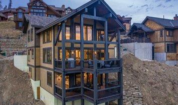 Maison à Gallatin Gateway, Montana, États-Unis 1