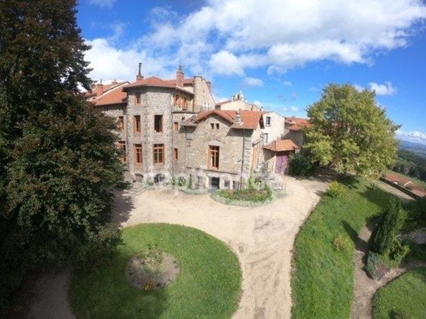 House in Saint-Bonnet-le-Château, Auvergne-Rhône-Alpes, France 1