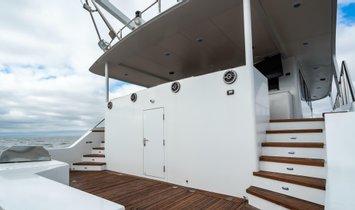 Breaux Brothers Enclosed Bridge Cockpit