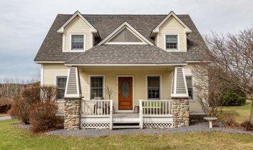 Haus in Jericho, Vermont, Vereinigte Staaten 1