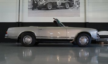 MERCEDES-BENZ 230 Cabrio/Roadster 3drs
