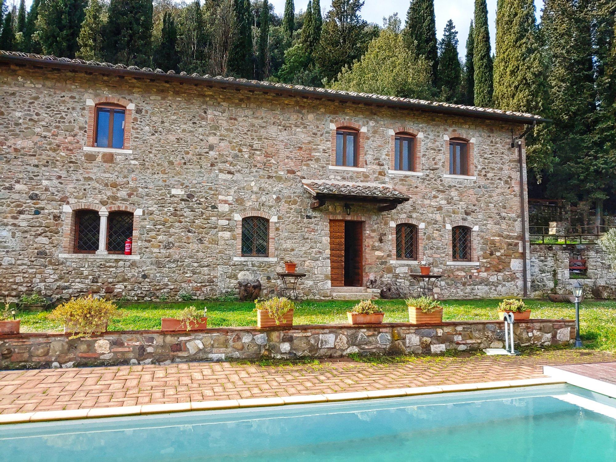 Villa in Siena, Tuscany, Italy 1 - 11396605