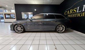 Audi RS6 Avant 5.0L TFSI V 10 QUATTRO 732 CV STAGE 1 MTM