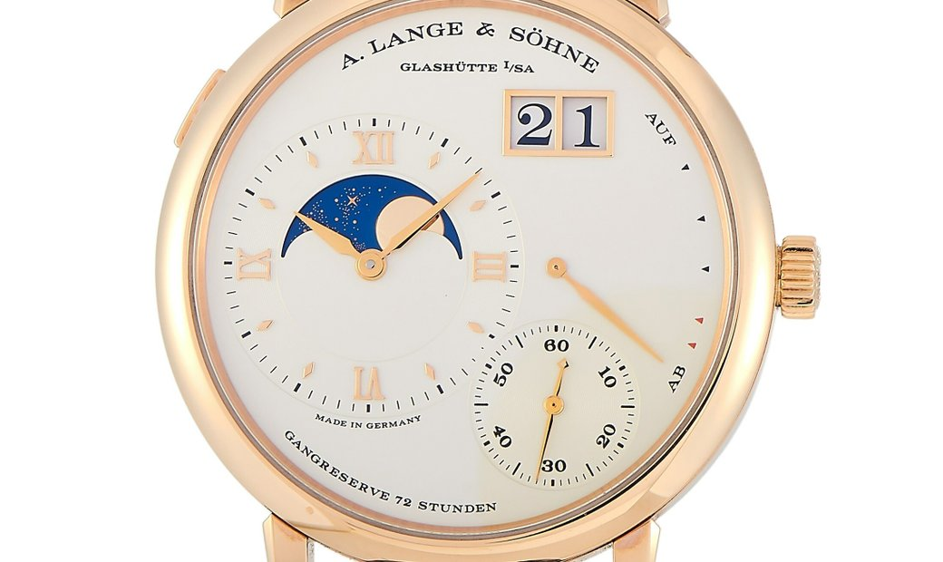 A. Lange & Sohne A. Lange & Sohne Grand Lange 1 Moonphase 41mm Watch 139.032