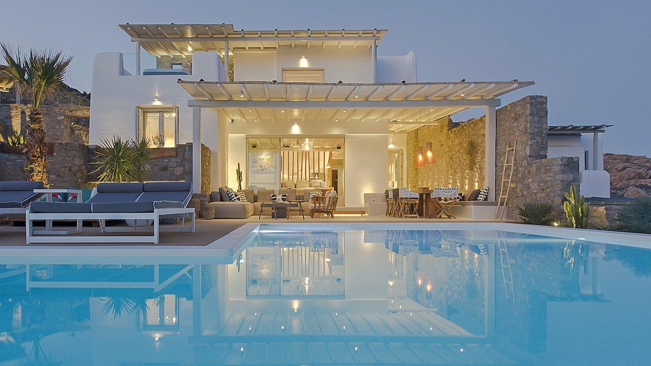Villa in Mykonos, Decentralized Administration of the Aegean, Greece 1 - 11397277