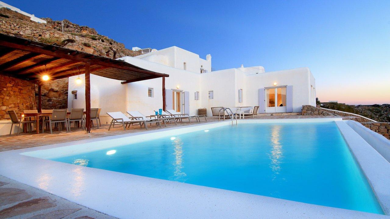 Villa in Mykonos, Decentralized Administration of the Aegean, Greece 1 - 11397468