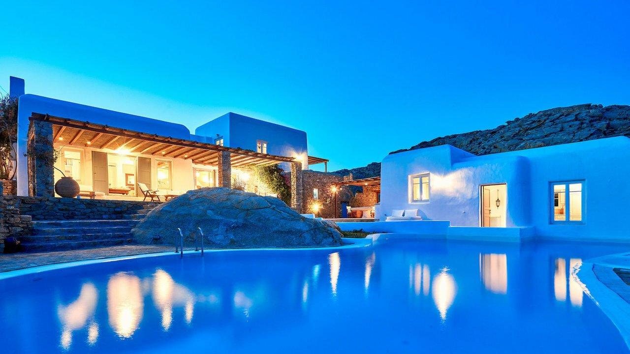 Villa in Mykonos, Decentralized Administration of the Aegean, Greece 1 - 11397321