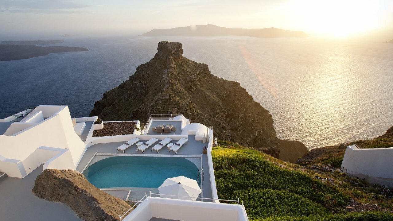 Villa in Thera, Decentralized Administration of the Aegean, Greece 1