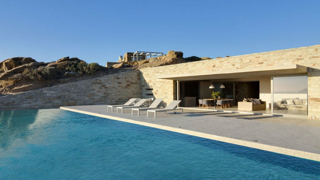 Villa in Chora, Ios, Decentralized Administration of the Aegean, Greece 1