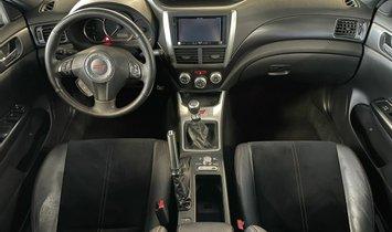 2014 Subaru Impreza WRX STI Sedan 4D