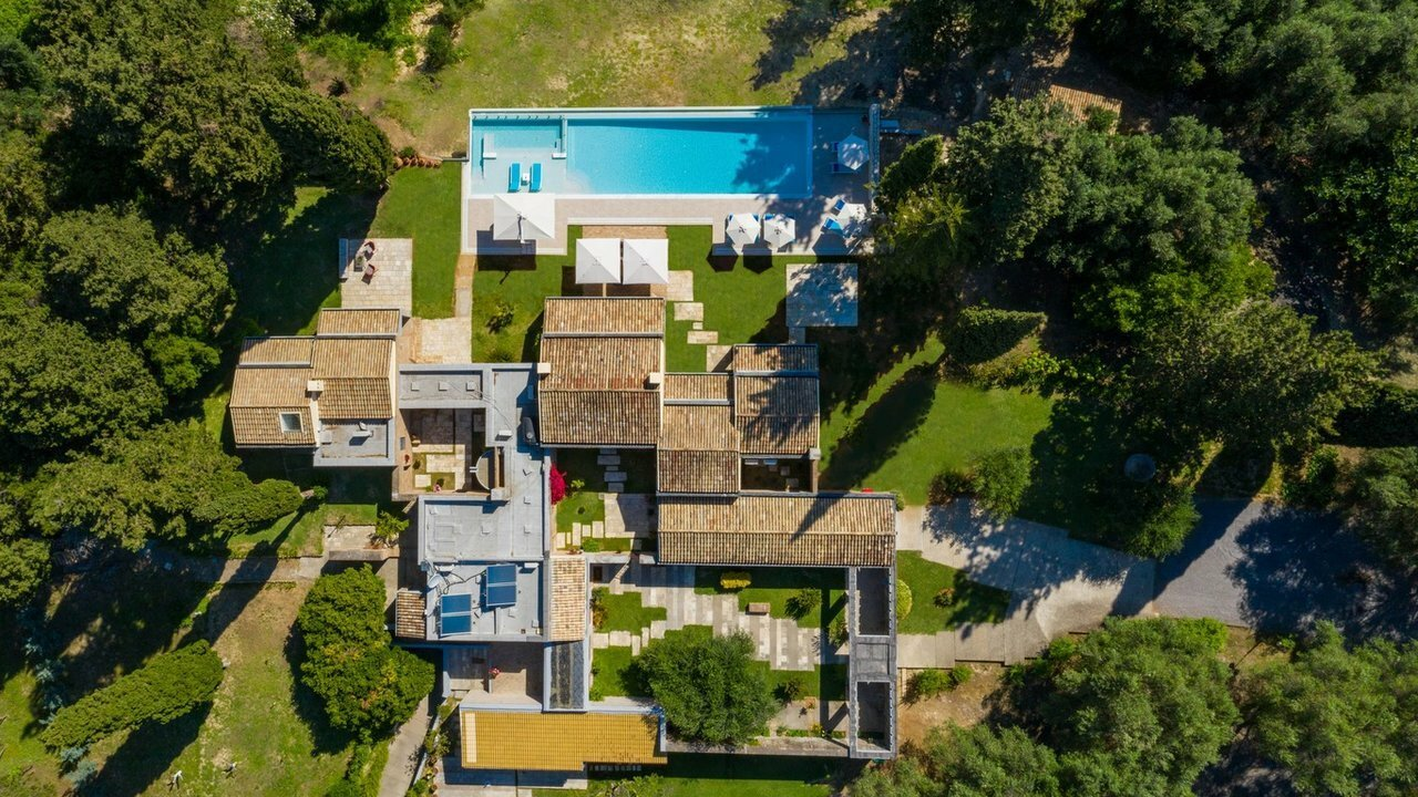 Villa in Corfu, Decentralized Administration of Peloponnese, Western Greece and the Ionian, Greece 1 - 11397462