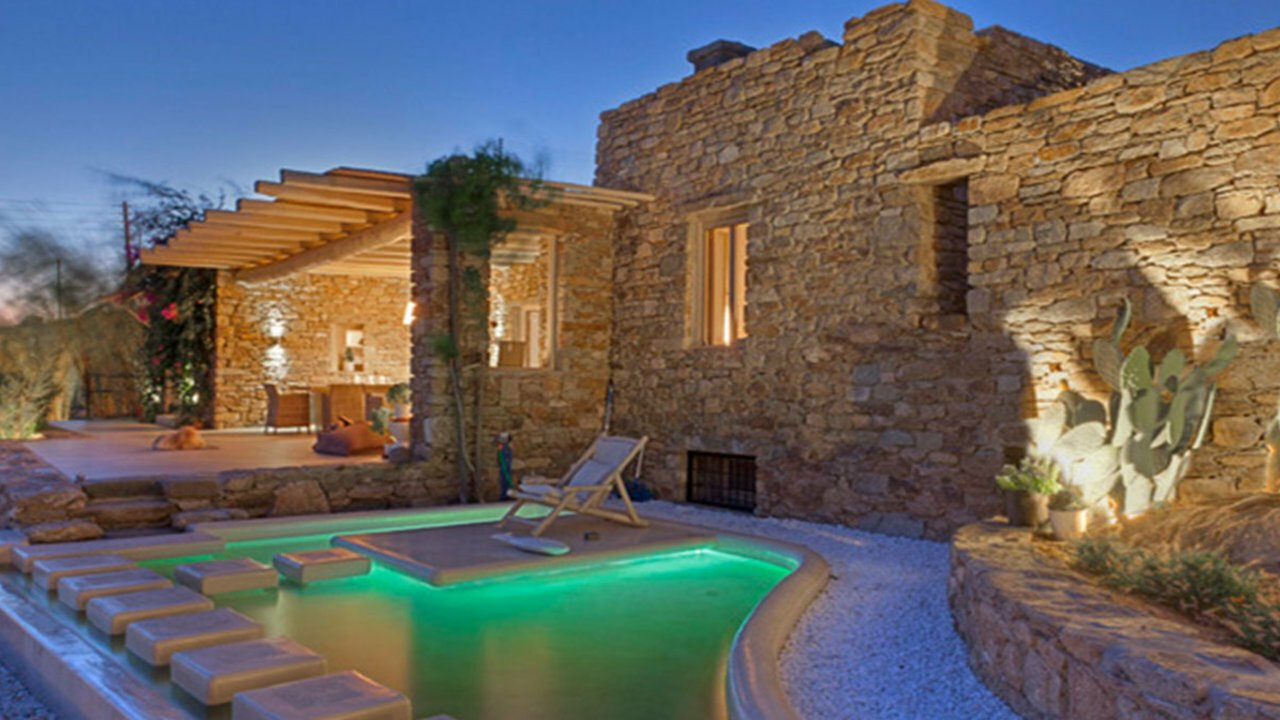 Villa in Mykonos, Decentralized Administration of the Aegean, Greece 1 - 11397472