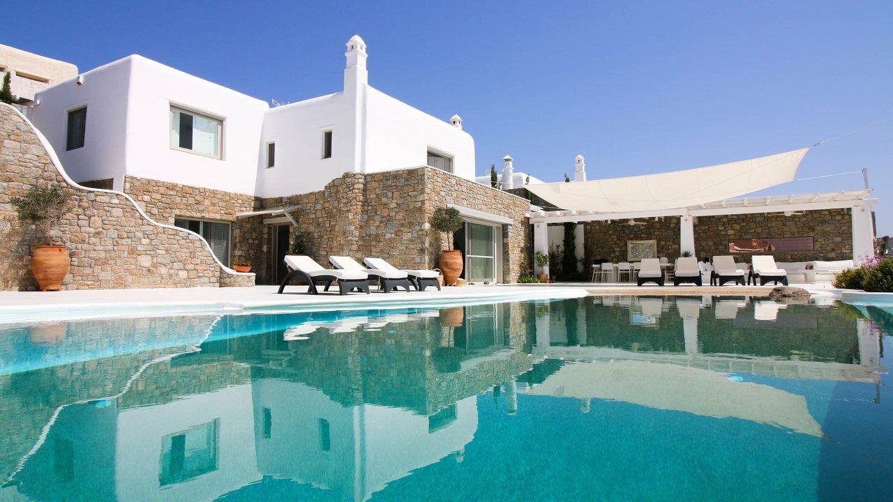 Villa in Mykonos, Decentralized Administration of the Aegean, Greece 1 - 11397326