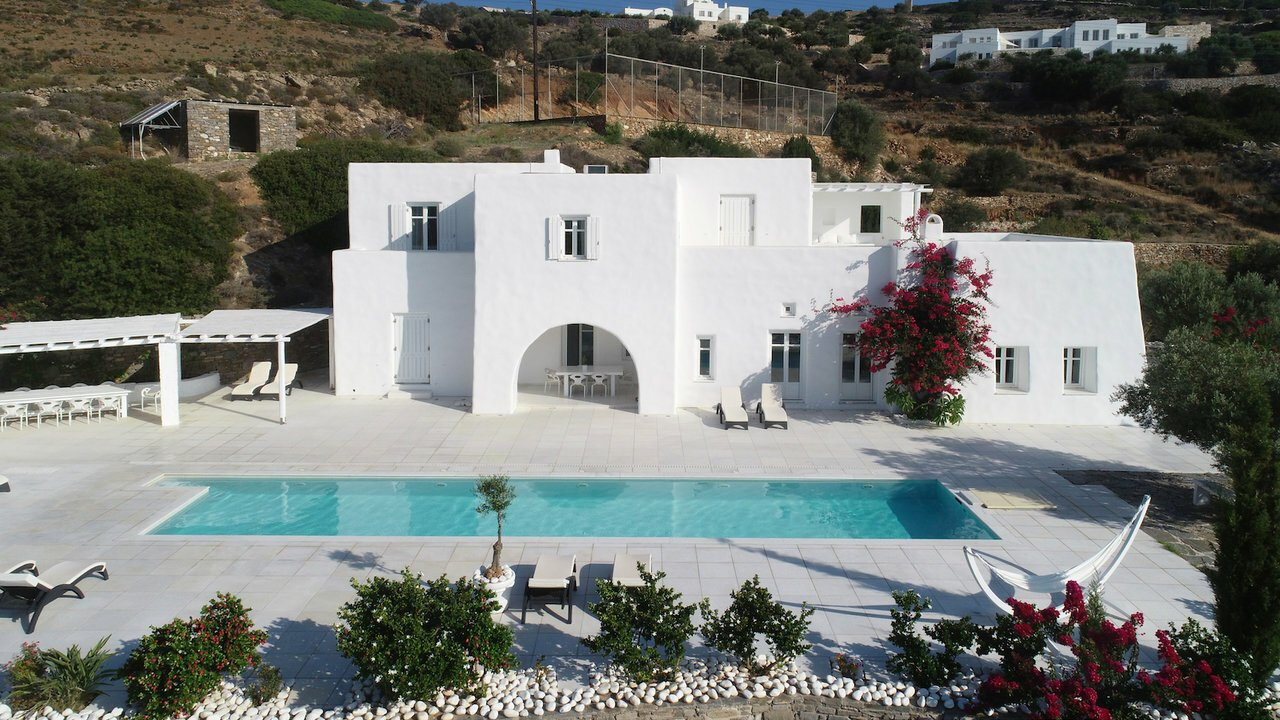Villa in Paros, Decentralized Administration of the Aegean, Greece 1