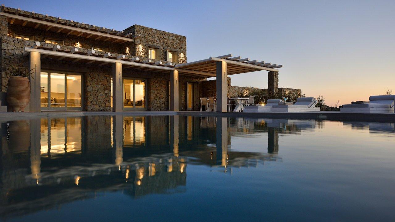 Villa in Mikonos, Greece 1