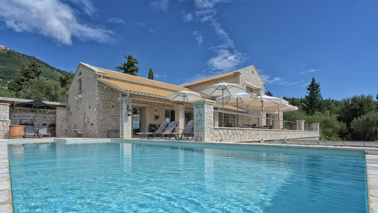 Villa in Corfu, Decentralized Administration of Peloponnese, Western Greece and the Ionian, Greece 1 - 11397416