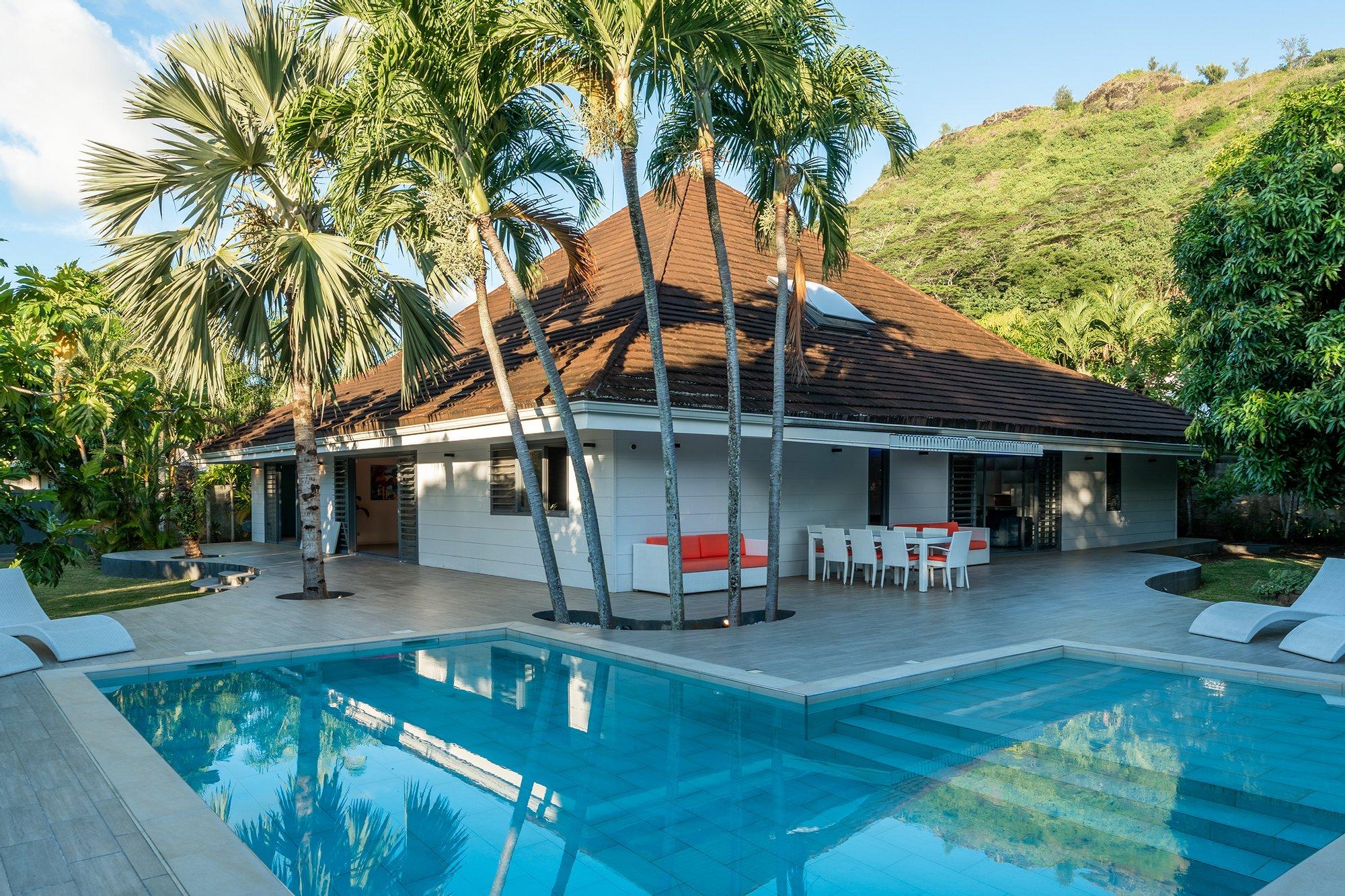 House in Bora-Bora, Leeward Islands, French Polynesia 1 - 11397751