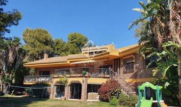Дом в Málaga, Андалусия, Испания 1