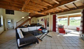 Casa a Chanoz-Châtenay, Alvernia-Rodano-Alpi, Francia 1