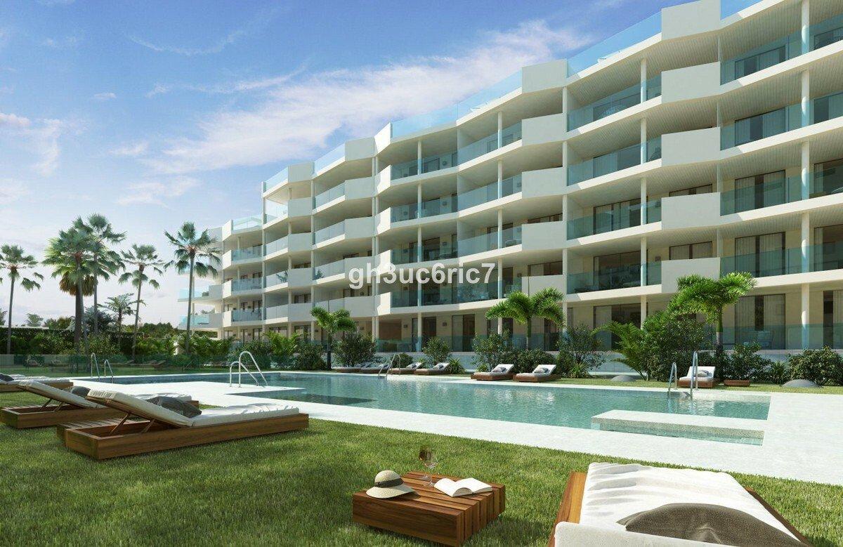 Apartment in Fuengirola, Andalusia, Spain 1 - 10924927
