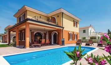 Villa in Vabriga, Gespanschaft Istrien, Kroatien 1