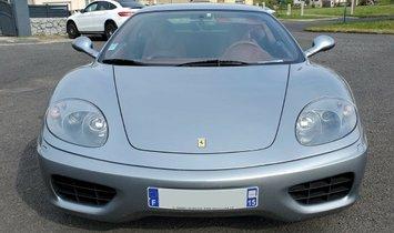 Ferrari F360 MODENA F1 V8 400 cv