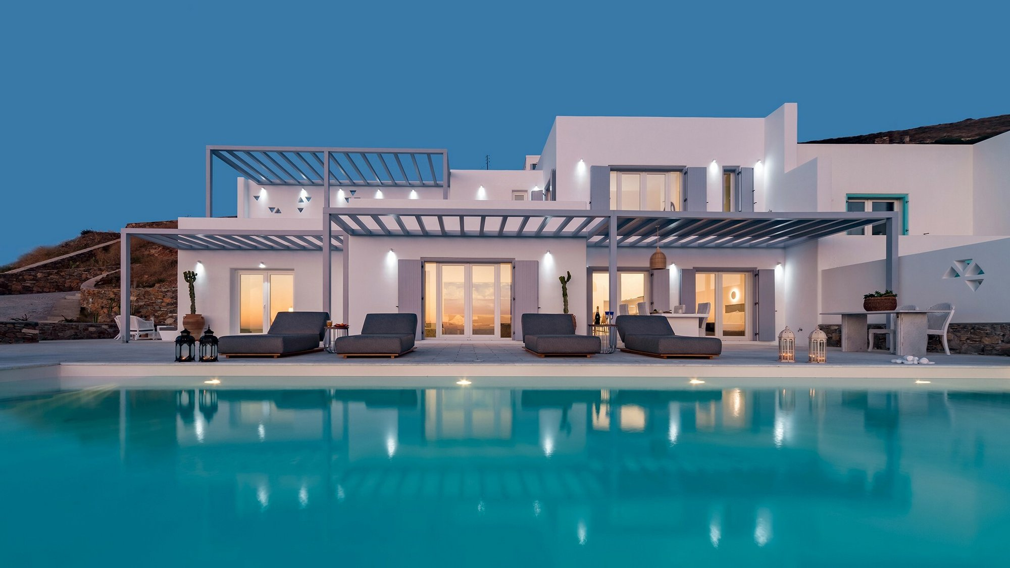 Villa in Decentralized Administration of the Aegean, Greece 1 - 11402106