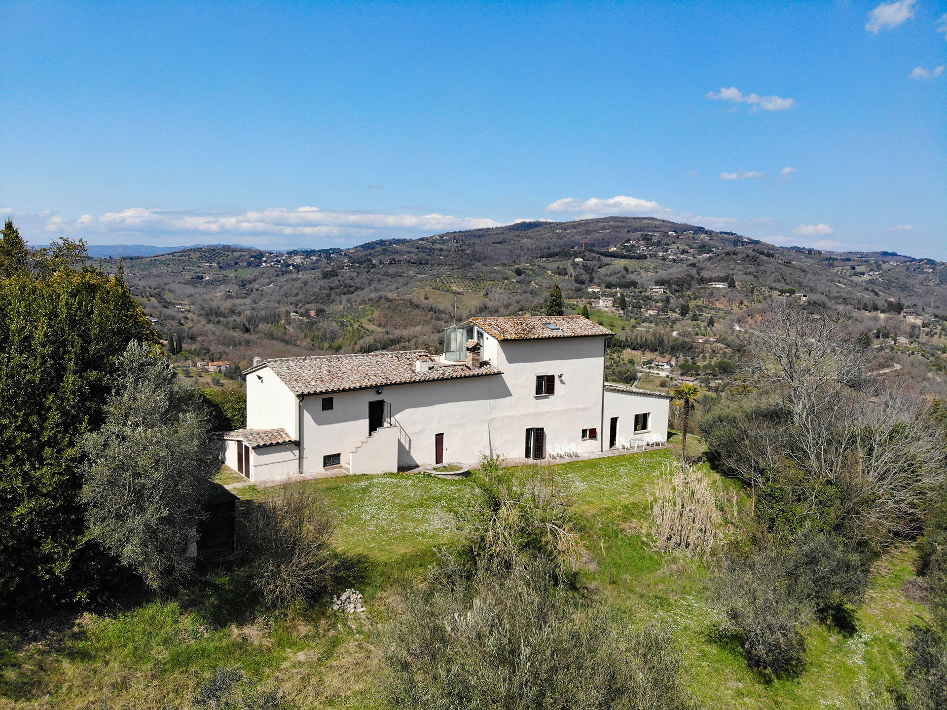 Villa in Perugia, Umbria, Italy 1 - 11400579