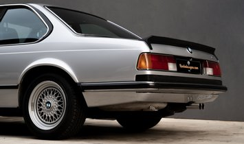 1985 BMW 635 CSI