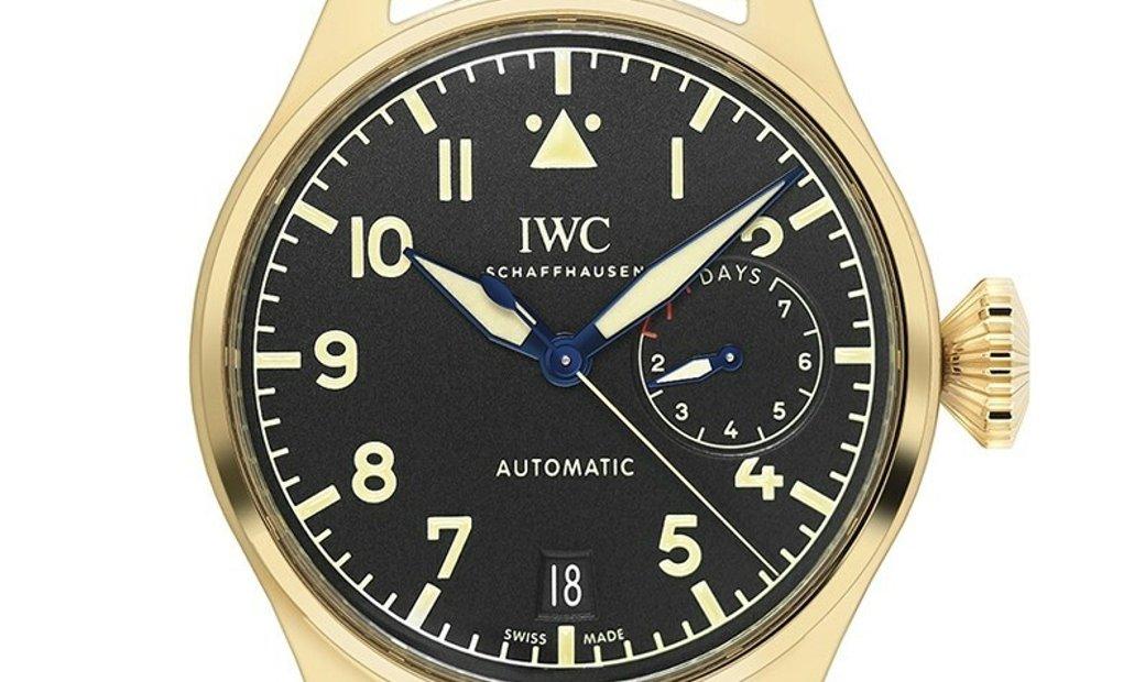 IWC IWC Big Pilot's Watch Heritage IW501005