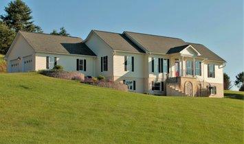 Haus in Warfordsburg, Pennsylvania, Vereinigte Staaten 1