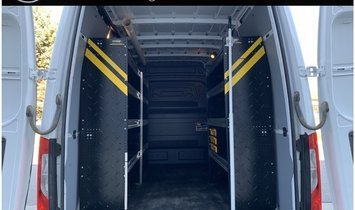 2019 Mercedes-Benz Sprinter 2500 Cargo 144 WB