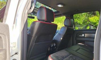 2013 Ford F150 SuperCrew Cab FX4 Pickup 4D 5 1/2 ft