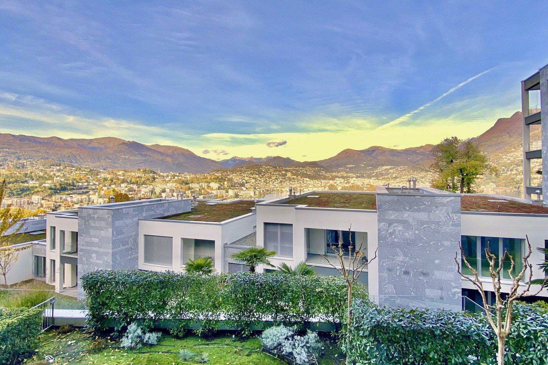 Condo in Paradiso, Ticino, Switzerland 1