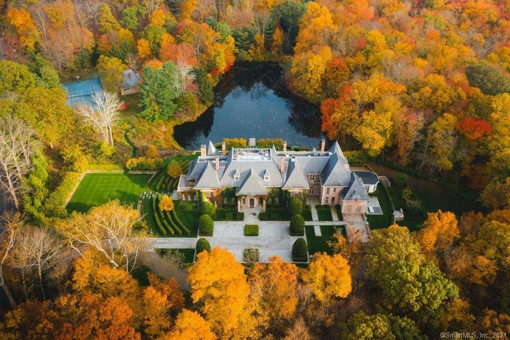 House in New Canaan, Connecticut, United States 1