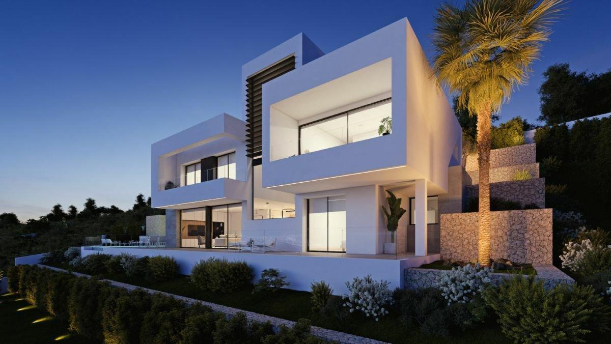 Villa a Altea, Comunità Valenzana, Spagna 1 - 11403348