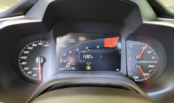 2017 Chevrolet Corvette Stingray Z51 Coupe 2D