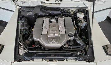 2011 Mercedes-Benz G-Class G 55 AMG 4MATIC Sport Utility 4D
