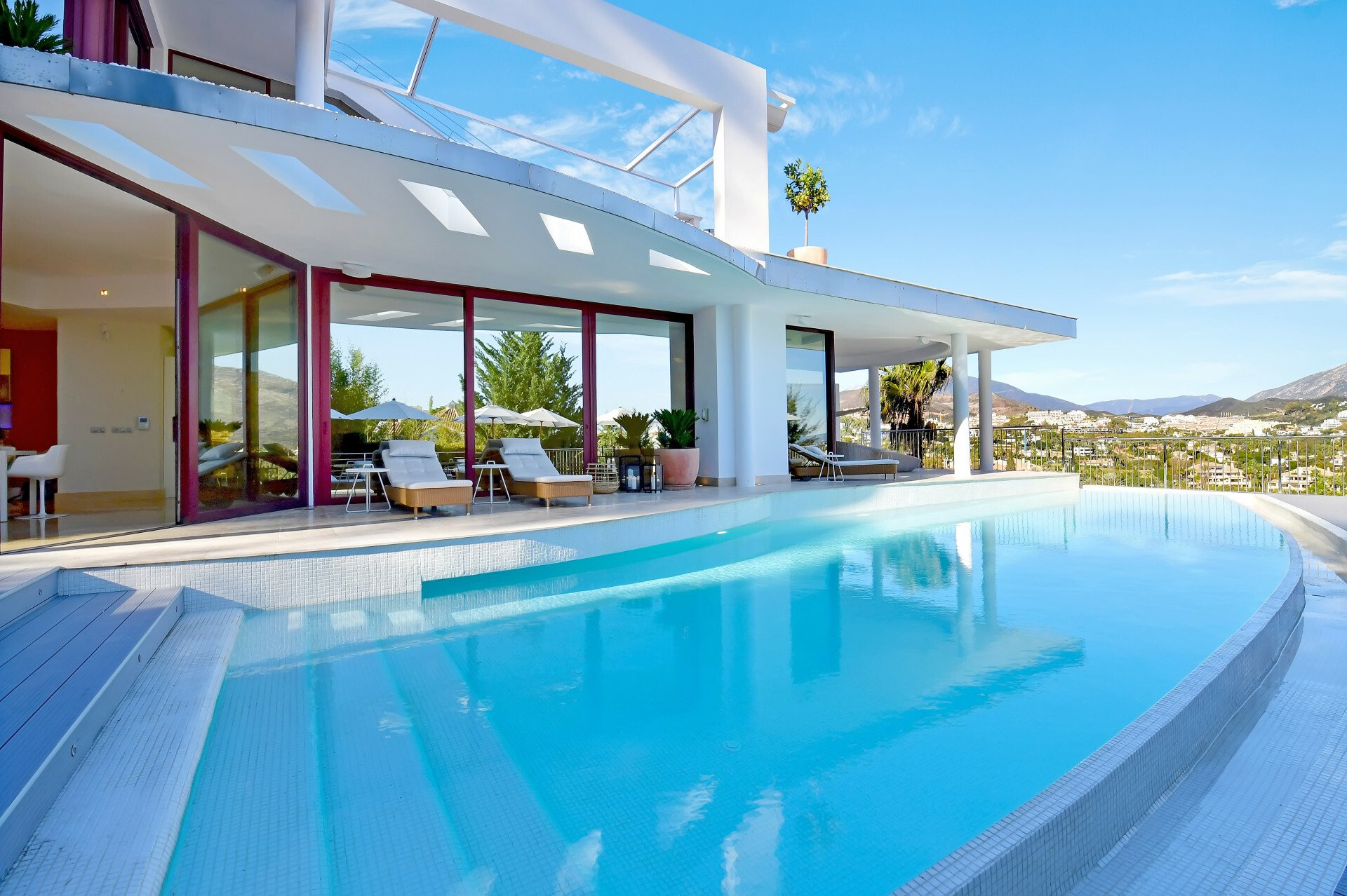Villa in Marbella, Andalusia, Spain 1 - 11403237