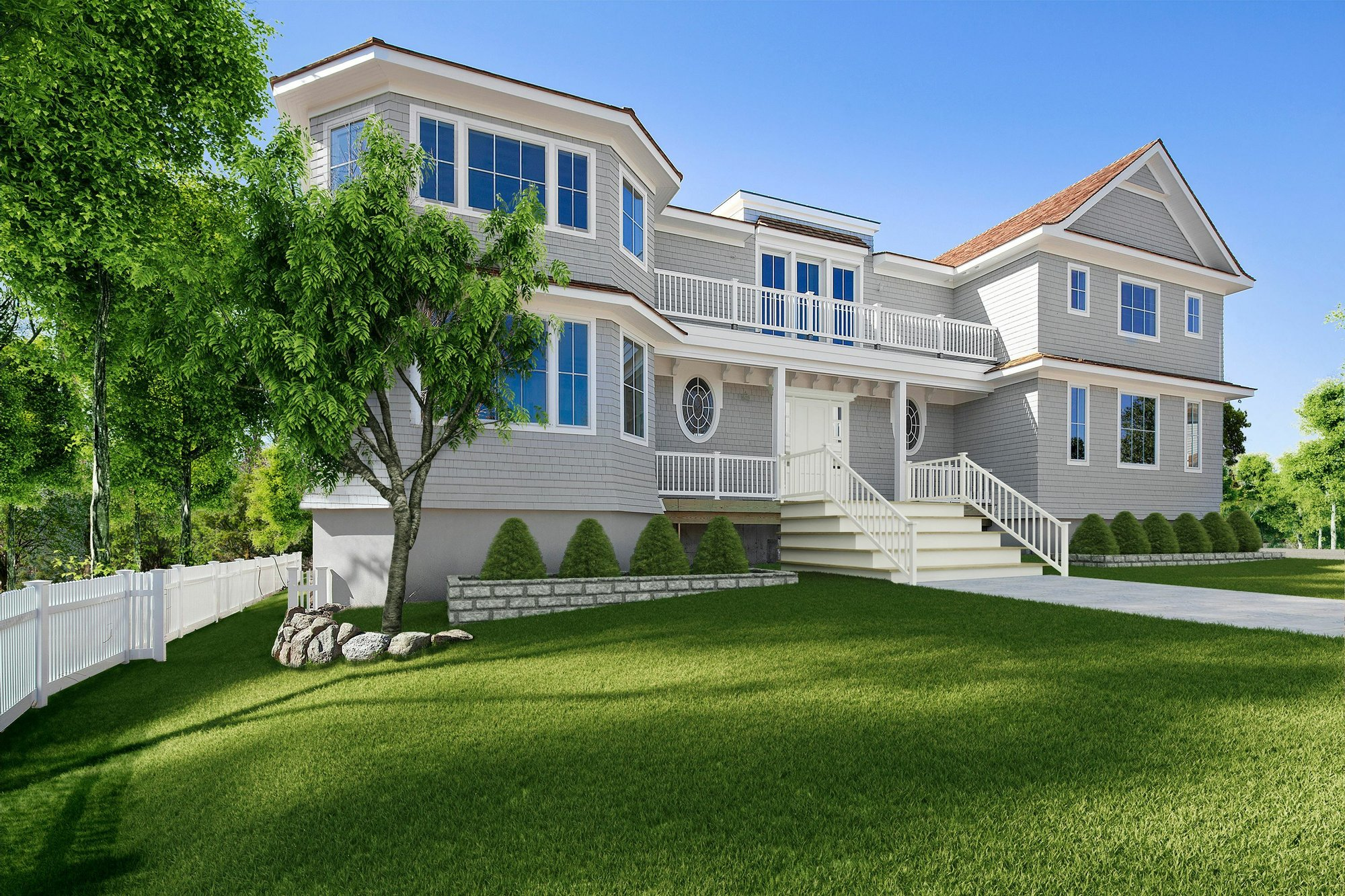 House in Quogue, New York, United States 1