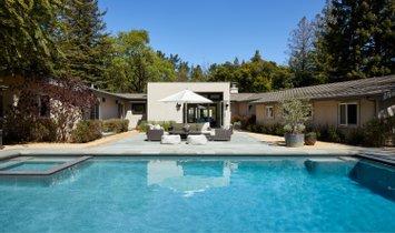 Casa a Portola Valley, California, Stati Uniti 1