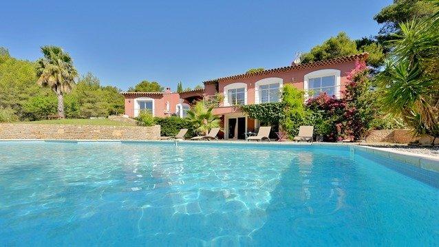 Casa a La Cadière-d'Azur, Provenza-Alpi-Costa Azzurra, Francia 1 - 11405517