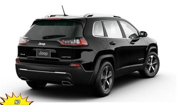 2021 Jeep Cherokee Limited